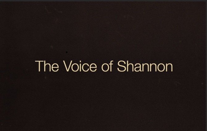 Read more: The Voice of Shannon
